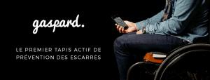 Nouveauté | Le Gaspard, l'allié santé contre l'escarre au fauteuil