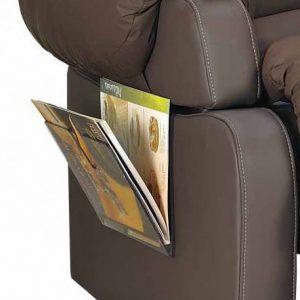 Porte-revues fauteuil releveur Cocoon