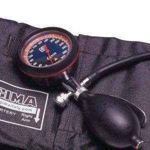 tensiomètre manopoire à velcro noir
