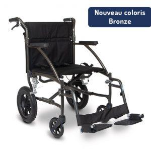 fauteuil de transfert STAN bronze